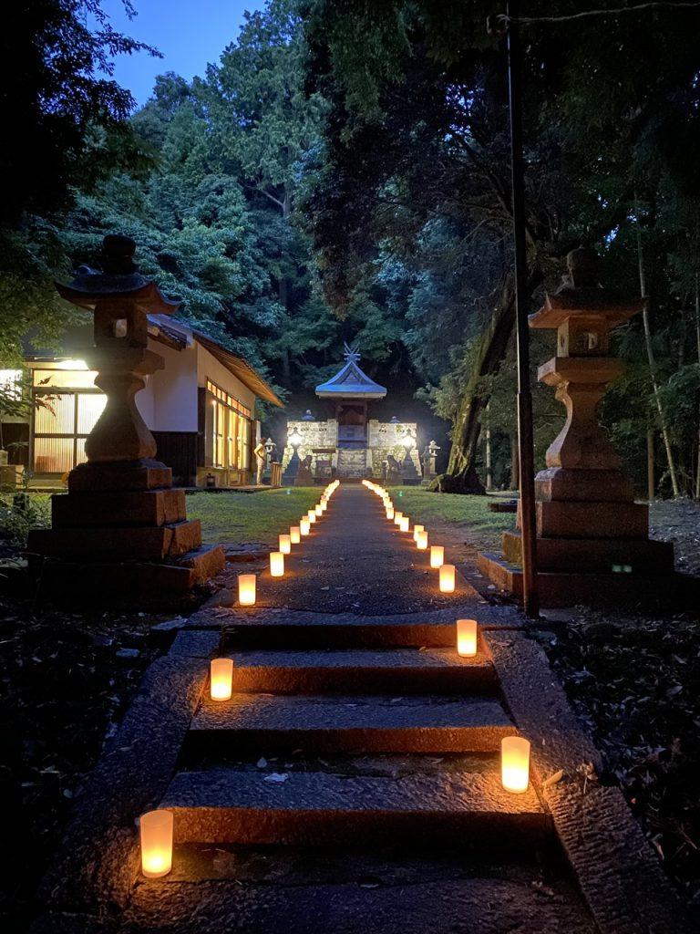 天皇さん 上子島神社